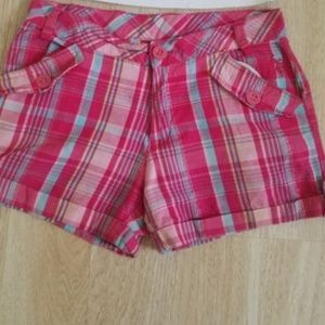 U.S.POLO ASSN. Girls SZ 10  Shorts